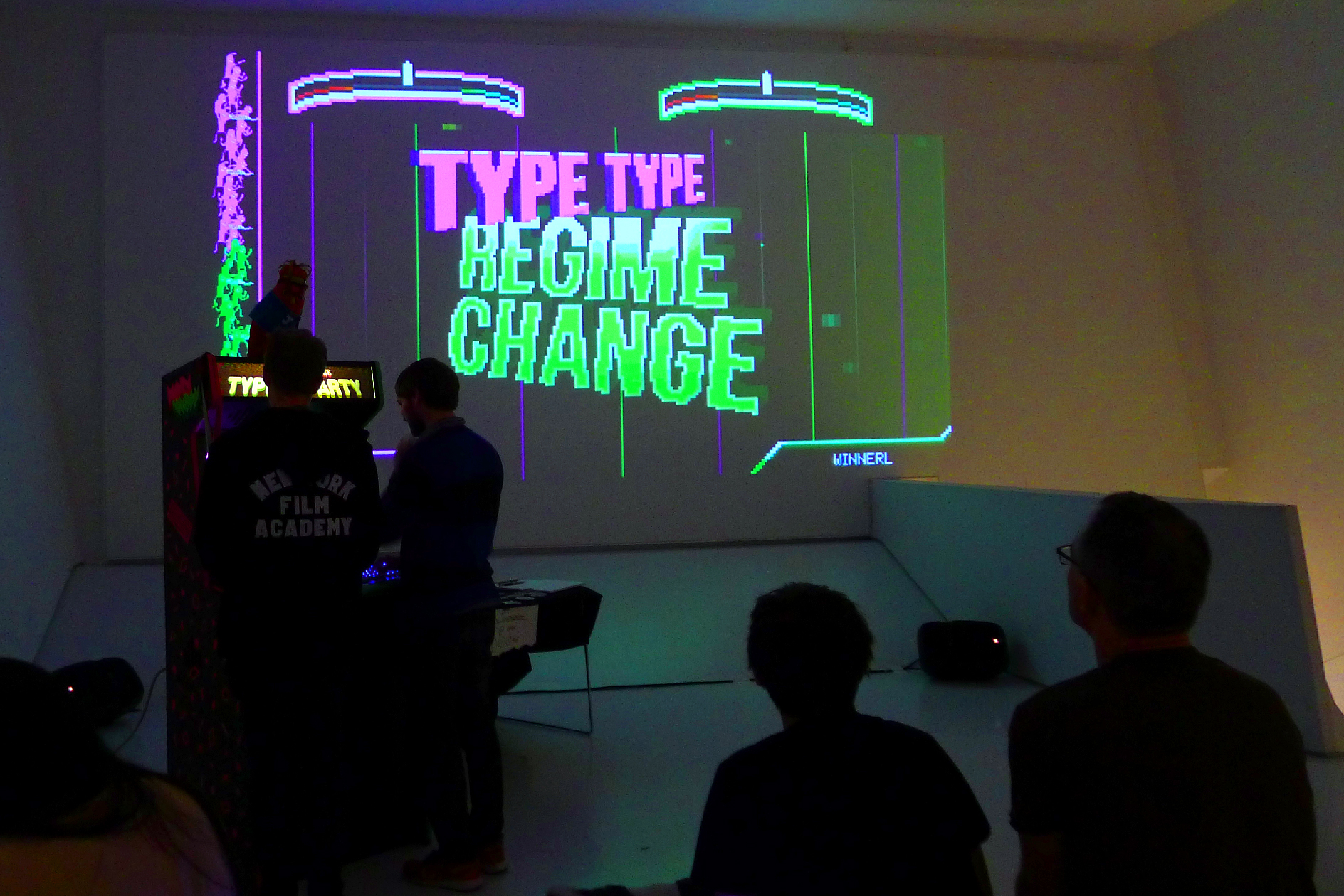 TypeTypeRegimeChange